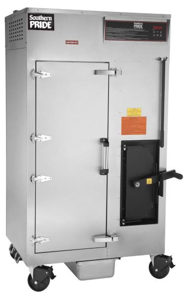 Kendale Products - Gas Stationary Rack Smokers
