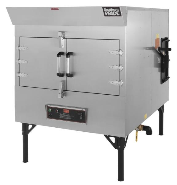 Kendale Products - Gas Rotisserie Smokers