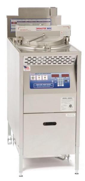Kendale Products - Pressure Fryers