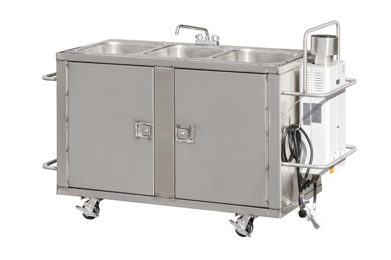 Kendale Products - Mobile Sinks
