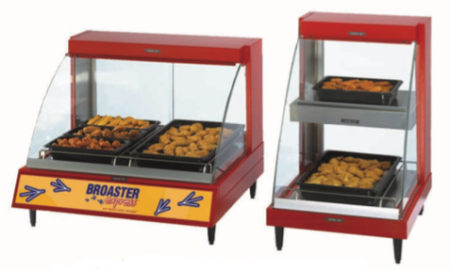Kendale Products - Designer Series Heated Merchandiser