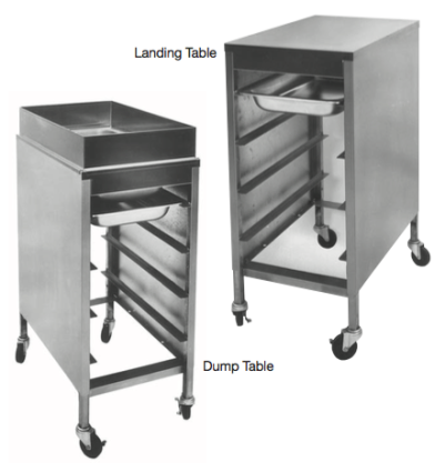 Kendale Products - Landing And Dump Table