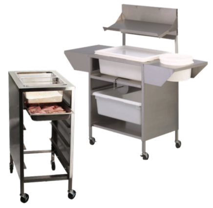 Kendale Products - Prep Station