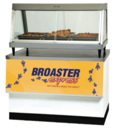 Kendale Products - Standard Series Heated Merchandiser