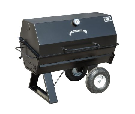 Kendale Products - PR42 42″ Charcoal Pig Roaster