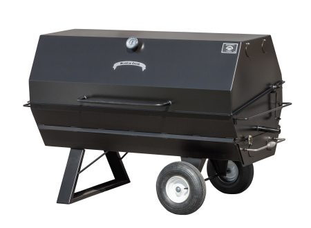 Kendale Products - PR60 60″ Charcoal Pig Roaster