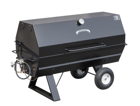 Kendale Products - PR60G 60″ Gas Pig Roaster