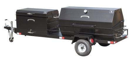 Kendale Products - CD108 Caterer's Delight Trailer