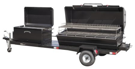 Kendale Products - CD120 Caterer's Delight Trailer